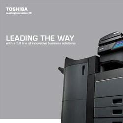 Toshiba - Product Catalogue