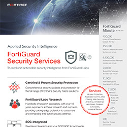 Fortinet Firewall Services