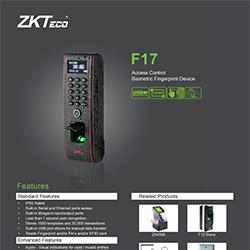 ZKTeco - Biometric Fingerprint Device